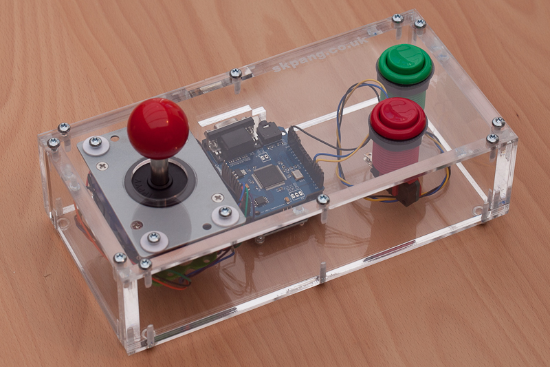 engineering projects Gameduino