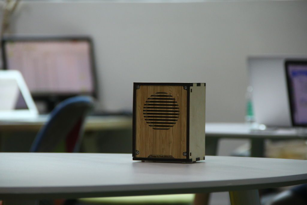 engineering projects simple speaker
