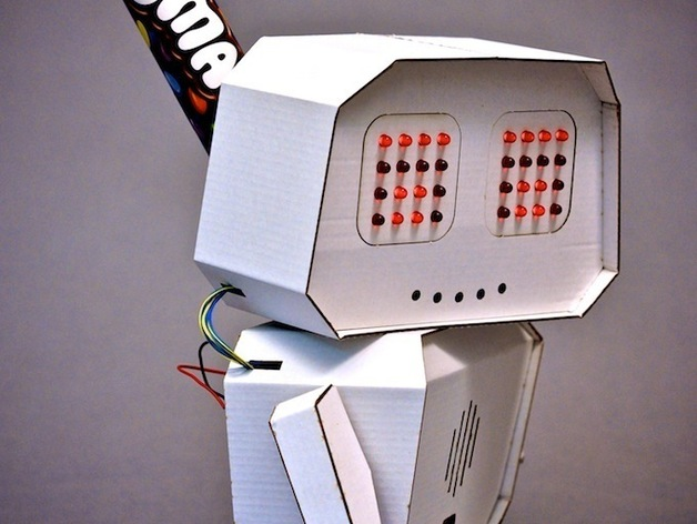 Building A Robot - Arduino Ninja Smarties Robot