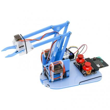 Building A Robot - MeArm Microbit Robot Arm