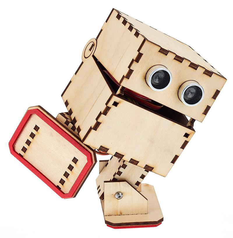 Building A Robot - Otto