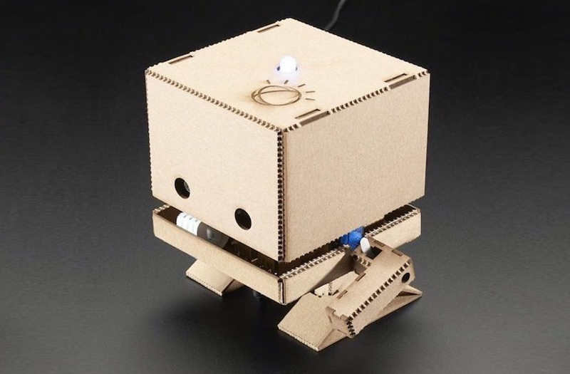 engineering projects TJ bot