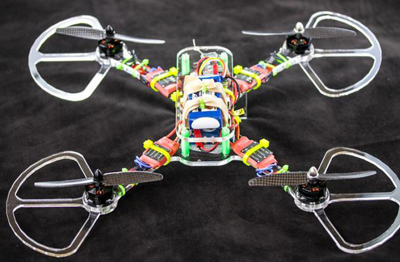 engineering projects_Quadcopter FPV Racing Drone