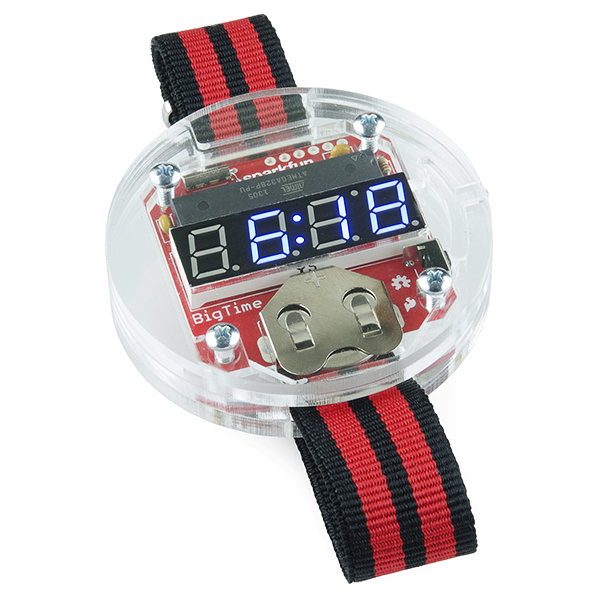 Engineering Projects - BigTime Watch Kit