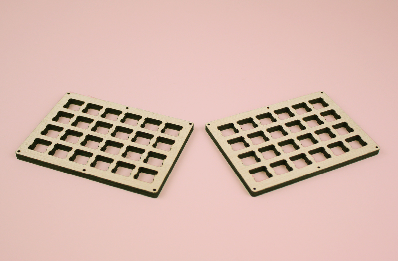 Gaboon Marine Plywood 6 - Keyboard