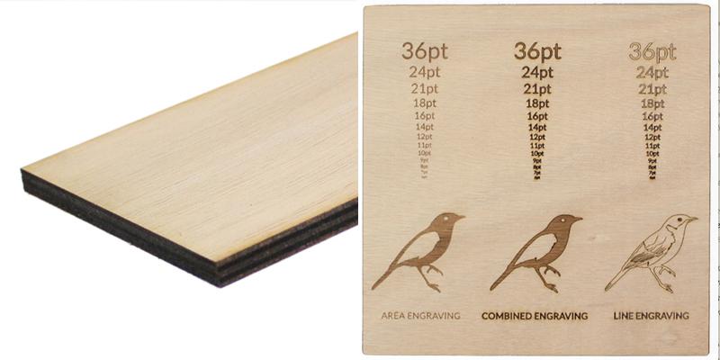 Gaboon Marine Plywood 9 - Sheet