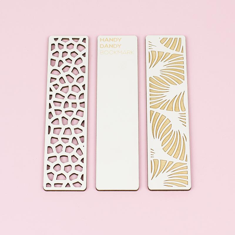 Matboard 6 - Ivory Bookmarks