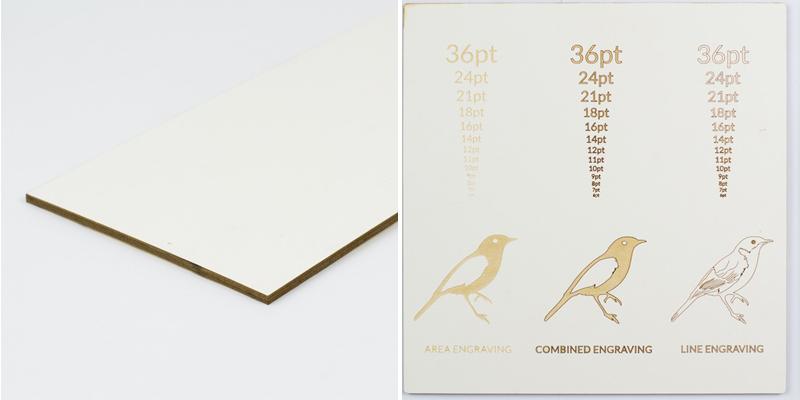Matboard 7 - Ivory Sheet