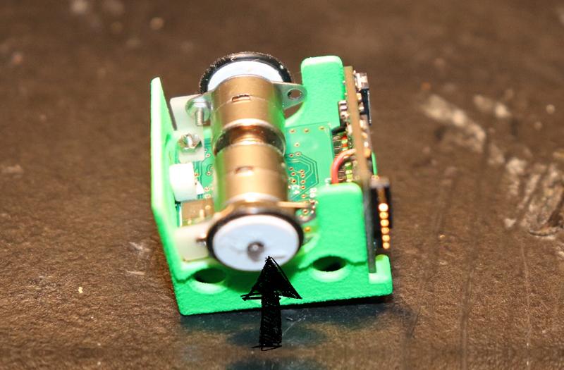 Skoobot Robot 3 - Wielen