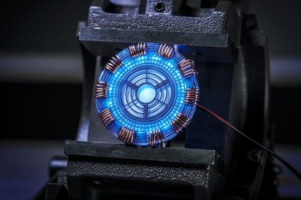 Superhero Power Plant 1