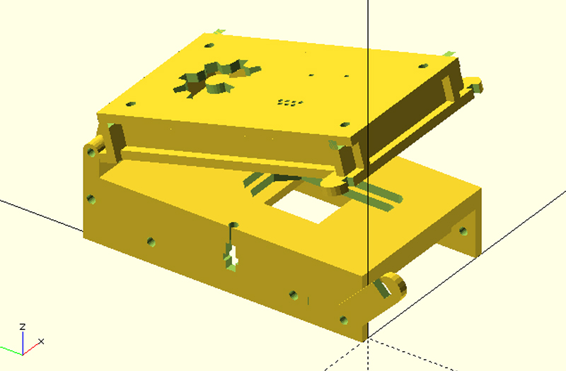 Electronics Projects Compilation 5 - Elliot Buller -CAD Model