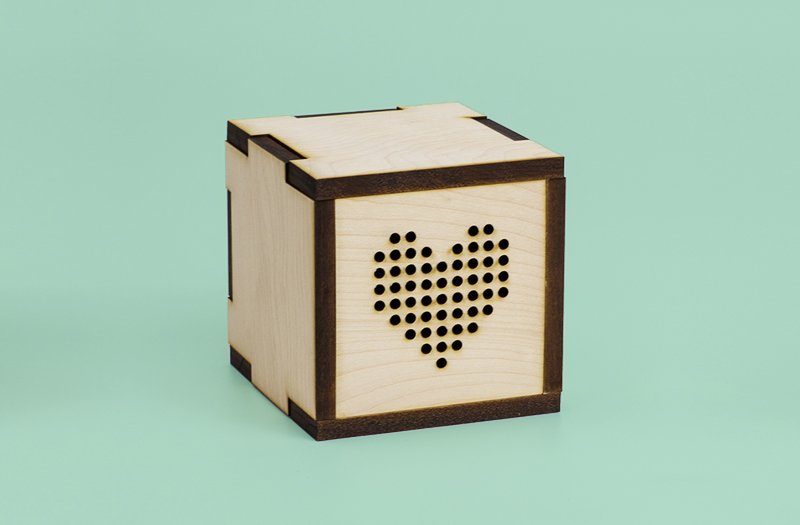 Hardwoods 1 - Speaker