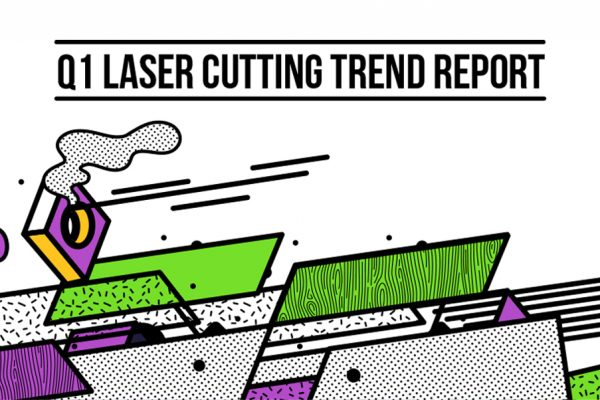 Online Laser Cutting Trends Q1 2019 - 1