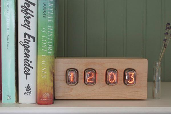 Tungsten Customs Nixie Clock 1