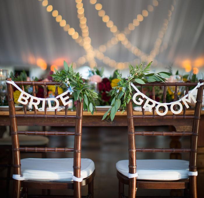Michelle Edgemont Design 7 - Bride Groom Chairs