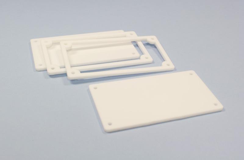 White Acrylic 1 - Electronics