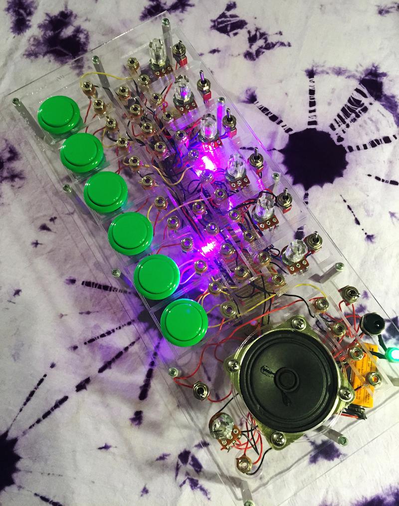 Grant Bouvier 3 - Cascade Oscillator Bank
