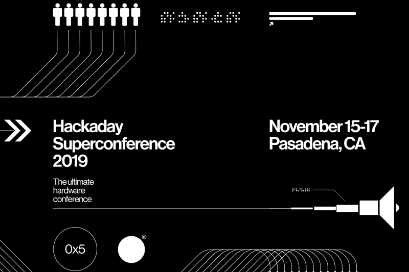 Hackaday 2019 Superconference 2