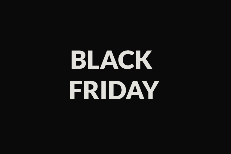 Black Friday Deal 2019