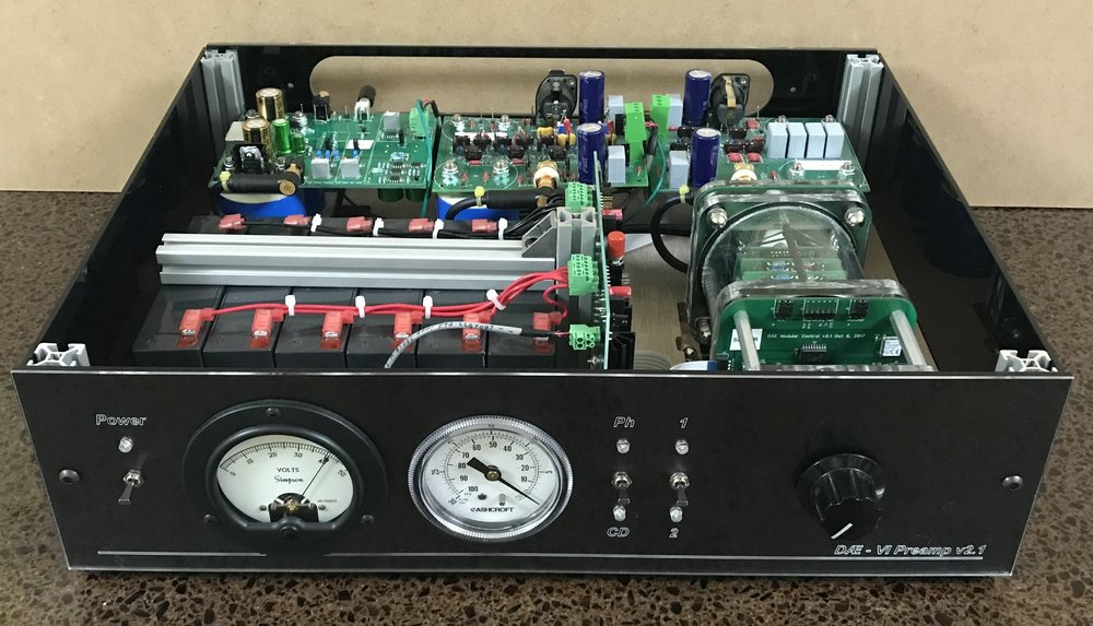 DAE 7 - Installed Attenuator