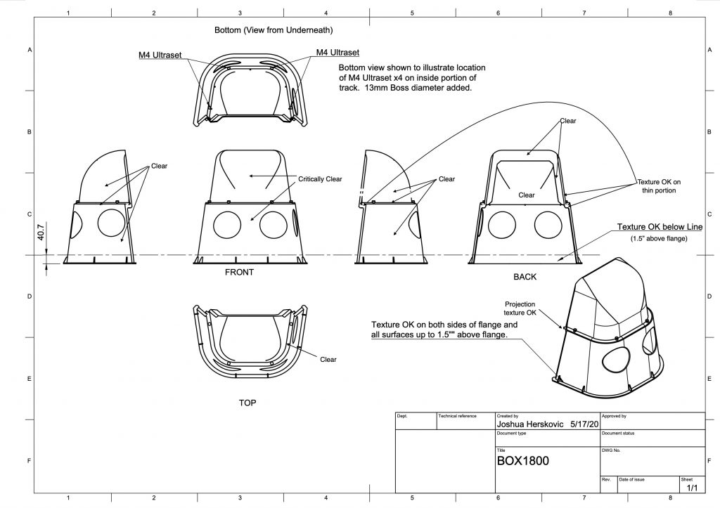 Guidance Air Shield 6 - Schematic