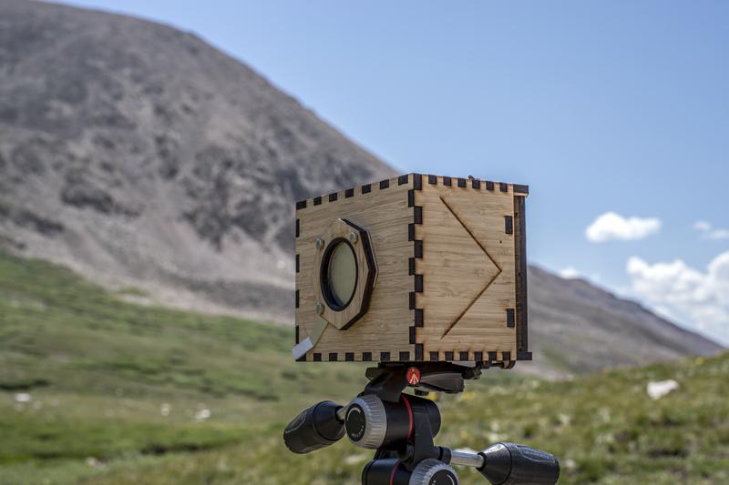 Kickstarter Camera - In use - Ponoko Blog