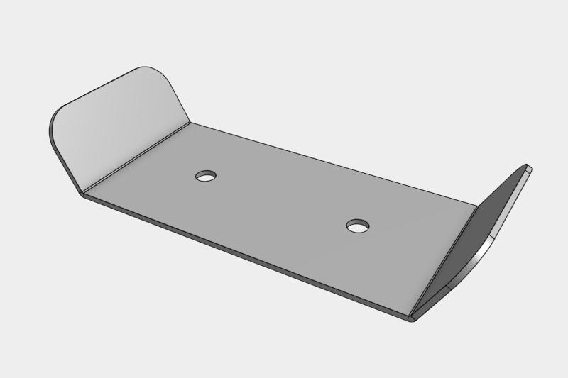 Ponoko Metal Bending
